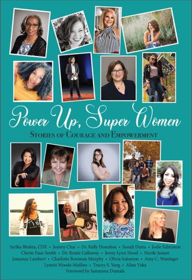 Power Up Super Women